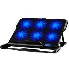 Notebook Kühler Cooler Cool-Pad LS K6 Laptop Kühlerpad Lüfter Cooler Pad