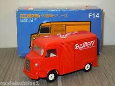 Citroen H Truck `Candy` van Tomia Dandy F14 Japan 1:43 in OVP *3993