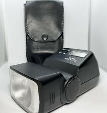 [Mint w/Case] Contax Yashica TLA 280 Electronic Shoe Mount Flash from Japan