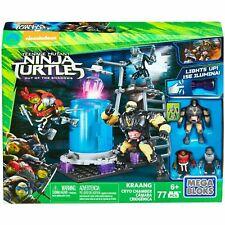 Mega Bloks Teenage Mutant Ninja Turtles Kraang Cryo Chamber Set