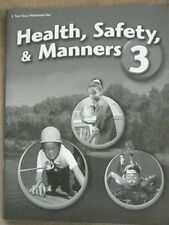 B002WP8VE8 Health, Safety, & Manners 3 Test/quiz/worksheet Key