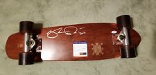 Shaun White Olympics X-Games Signed Autographed Globe Skateboard w/PROOF PSA/DNA