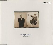 Pet Shop Boys Being boring (1990) [Maxi-CD]