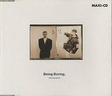 Pet shop boys being Boring (1990) [Maxi-CD]