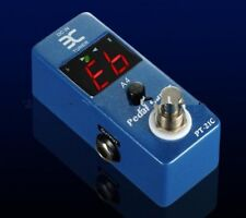 Original ENO PT-21 Mini Pedal Tuner True Bypass Guitar Effect Pedal