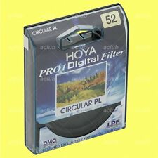 Genuine Hoya 52mm Pro1D CPL Digital C-PL Circular Polarizing Filter