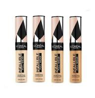 L'Oreal Infallible Full Wear More Than Concealer 0.33fl.oz./10ml New; You Pick!