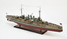 """SMS Ostfriesland Handmade Battleship Wooden Model 40"""""""