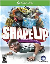 NEW Shape Up Xbox One Workout Fitness Video Game Sealed Free Shipping