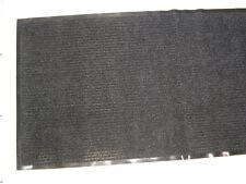 Schmutzfangmatte Sauberlauf Sauberlaufmatte Türmatte Fußmatte 120 x 180 schwarz