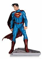 DC COLLECTIBLES THE MAN OF STEEL SUPERMAN STATUE JOHN ROMITA JR