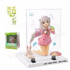 "Anime Eromanga Sensei Sagiri Izumi Sweet Ver. 12cm / 4.8"" PVC Figure New In Box"
