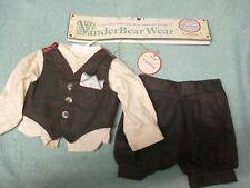 NABC - Muffy VanderBear - Cornelius New England Country Christmas outfit