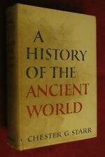History of the Ancient World by Chester G. Starr (1965, Hardcover)