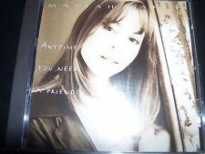 Mariah Carey – Anytime You Need A Friend US CD Single – Like New