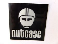 Nutcase bike sticker decal ride MTB race bicycle