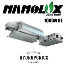 Nanolux 1000w DE Double Ended Complete Fixture 1000 Watt 208-240v + Lamp - 2017