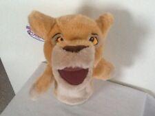 Authentique Disney Store-The Lion King-Kiara-Peluche marionnette à main CWT