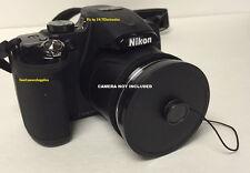 Slip-On Lens Cap Para Cámara NIKON COOLPIX P500 P 500 P80 L100 L110 S5IS SP-560 +