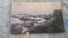 Helgoland Neuer Hafen AK Postkarte 6016