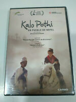 Kalo Pothi un Pueblo de Nepal Min Bahadur Bham Español Nepali - DVD Nuevo