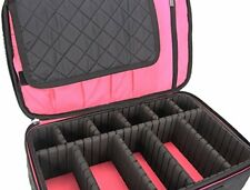 Professional Portable EVA Makeup Cosmetic Travel Train Case Storage Organizer