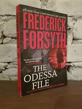 The Odessa File by Frederick Forsyth (2012, Paperback)