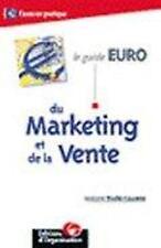 Le guide euro du marketing et de la vente Studer-Laurens  Joselyne Occasion