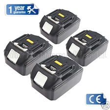 4PCS FOR MAKITA 18V 3.0AH LITHIUM ION BATTERY BL1830 BL1815 NEW UK LATEST PACK