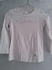 """Maglietta T-Shirt Adidas """"White"""" 8 anni colore Bianco Vero affare!!! Occasione"""