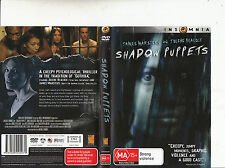 Shadow Puppets-2007-James Marsters-Movie-DVD