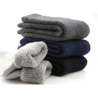 2 Pairs Wool Cashmere Comfortable Thick Socks Women Winter Outdoor Sports Socks