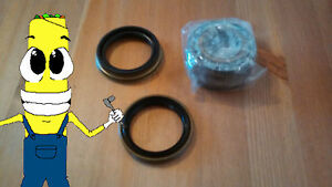 Toyota Tercel Front Wheel Hub Bearing & Seals (without ABS) 1993-1999