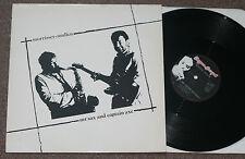 "MORRISSEY MULLEN MR. SAX AND CAPTAIN AXE UK 12"" SINGLE  beggars banquet 1983"