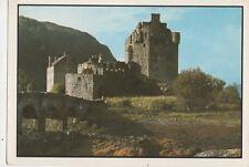 Eilean Donan Castle Dornie Ross-shire 1987 Postcard 110a