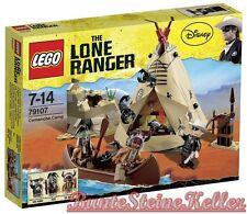 LEGO® The LONE RANGER™: 79107 Lager der Comanchen ! NEU & OVP !