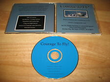 Courage To Fly! An In Flight Anxiety Control Program Robin Fay-McNair Audio CD
