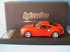 NISSAN FAIRLADY Z VIBRANT RED HPI RACING 1/43 RESINE