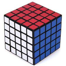 5x5x5 Shengshou Black Matte Sticker Magic Speed Cube ABS Puzzle Twist Toy Gift