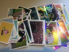 50x The Powerpuff Girls Stickers PANINI Party Bag Filler