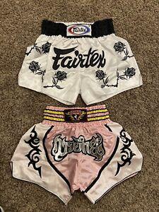 Muay Thai Shorts XL Fairtex Women