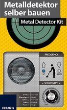 Franzis Metal Detector Kit ~ USA Seller