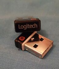 Logitech USB Unifying Receiver x2 - Black