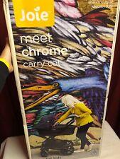 Joie Meet Chrome carrycot Thyme