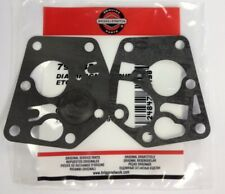FLYMO QUICKSILVER BRIGGS and STRATTON 35 ENGINE CARBURETTOR GASKET KIT 795083