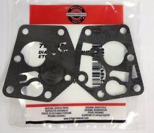 Flymo Quicksilver Motor Briggs and Stratton 35 Carburador Junta Kit 795083
