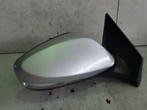 HYUNDAI I30 RIGHT DOOR MIRROR GD, 5DR HATCH, W/ INDICATOR, NON LED TYPE, 03/12-0