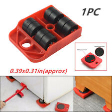 ABS Furniture Move Tool Transport Shifter Moving Wheel Slider Roller 0.39x0.31in