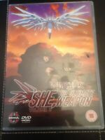 SHE - THE ULTIMATE WEAPON - VOLUME 3 - 2 DISC - NEW
