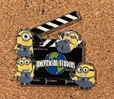 Universal Studios Minions Pin